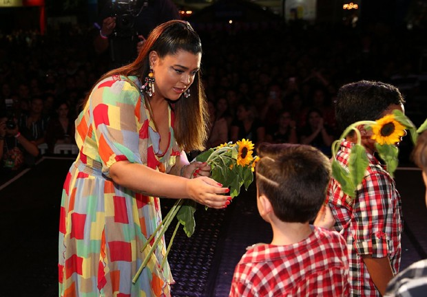 Preta Gil (Foto: Denilson Santos e Dilson Silva/AgNews)
