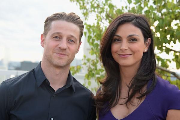 O ator Ben McKenzie e a atriz Morena Baccarin (Foto: Getty Images)