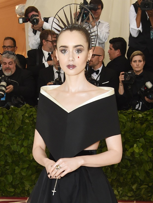 Lily Collins (Foto: Getty Images )