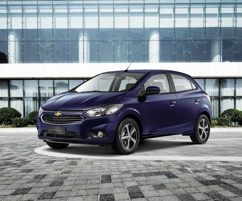 Chevrolet Onix se mantém líder de vendas e buscas no Brasil (Foto: Divulgação)