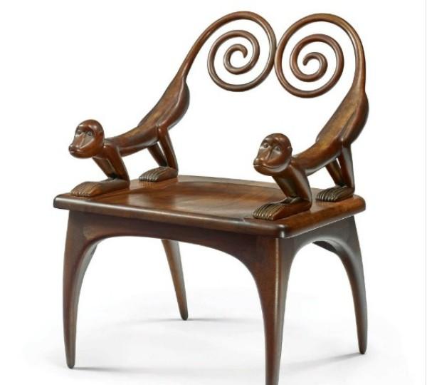Cadeira que pertencia ao Robin Williams (Foto: Reprodução Twitter )