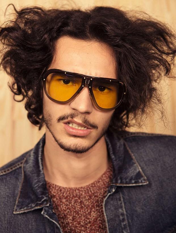 óculos (Foto: Caio Ramalho)