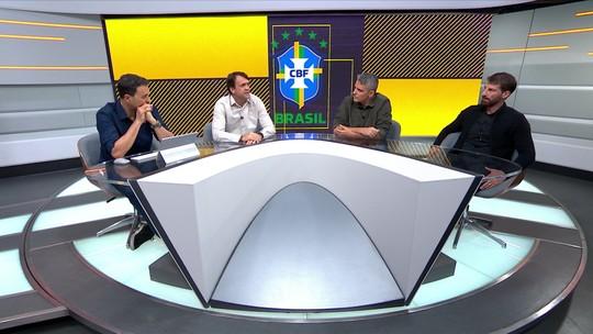 """Seleção SporTV destaca sequência de lesões de Neymar: """"É triste pelo potencial dele"""", diz Pedrinho"""
