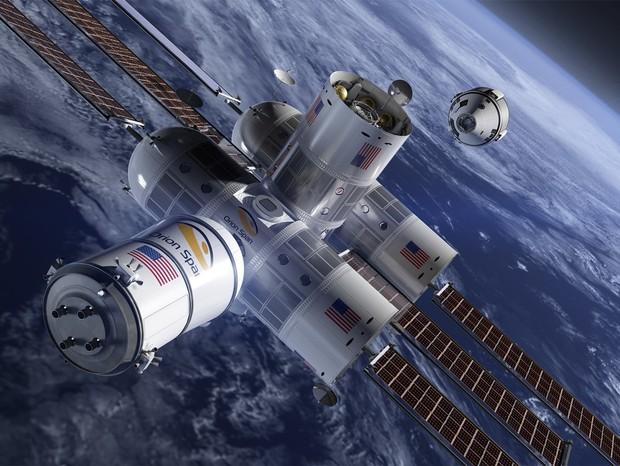 Orion Space  (Foto: reprodução)