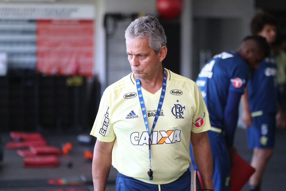 Reinaldo Rueda tem desfalques no Flamengo (Foto: Gilvan de Souza / Flamengo)