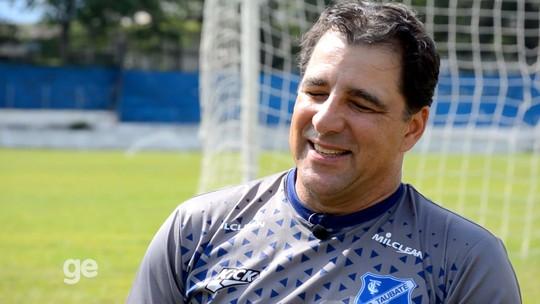 Como se fosse ontem: Martelotte lembra vitória contra o Flamengo no primeiro jogo no Maracanã