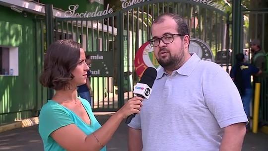 Palmeiras abre semana com Guerra em campo e sem Ricardo Goulart