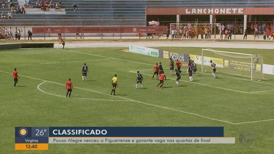 Pouso Alegre FC e Atlético TC se classificam para as quartas de final da Segundona