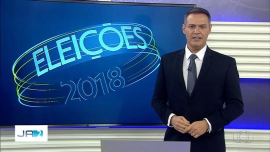 Ibope - Goiás, votos válidos: Ronaldo Caiado, 56%, Daniel Vilela, 17% e Zé Eliton, 16%