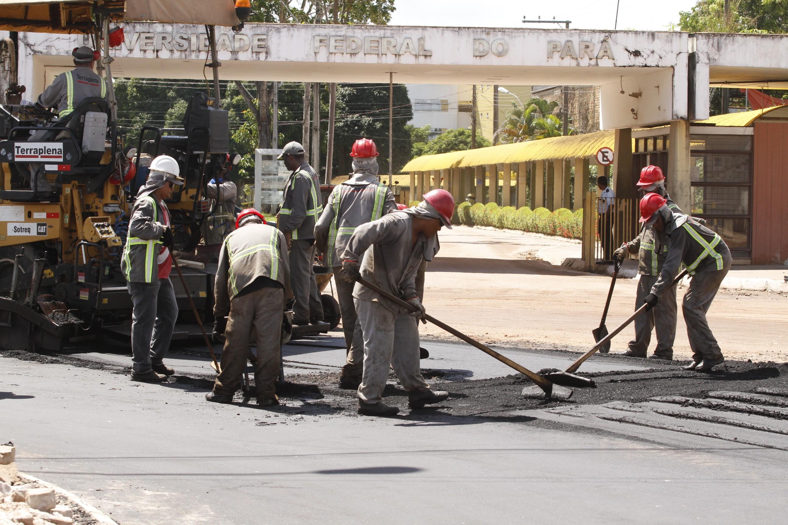Trecho da avenida Bernardo Sayão será interditado para obras a partir desta quinta