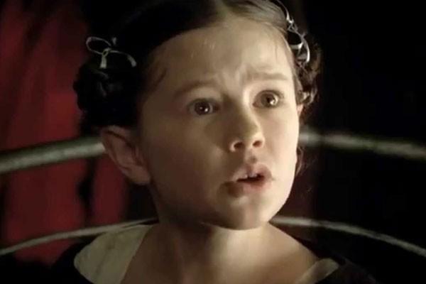 Anna Paquin em 'O Piano' (Foto: Reprodução)