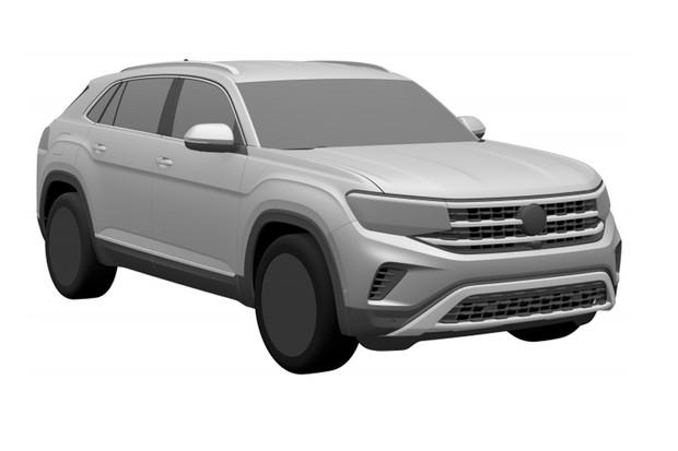 Desenho registrado no INPI é o mesmo do SUV de produção (Foto: Divulgação)