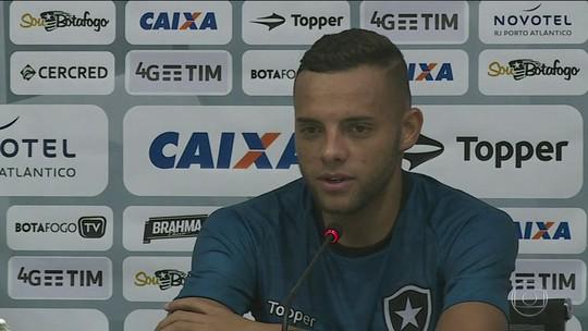 Guilherme pode ajudar Jair Ventura no confronto contra o Grêmio