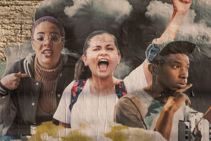"Marcela Jesus, Nayara Souza e Lucas ""Koka"" Penteado  (Foto: Carol Quintanilha)"