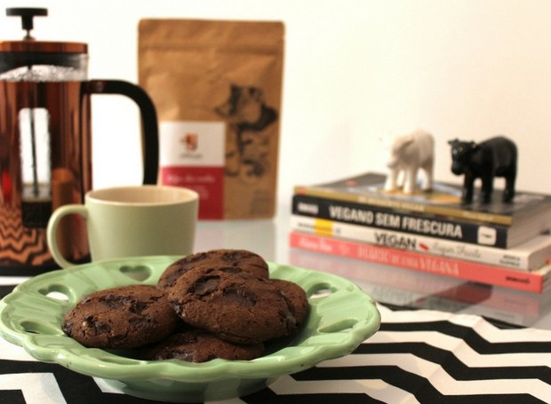 cookie-vegano (Foto: Débora Azevedo Reis)