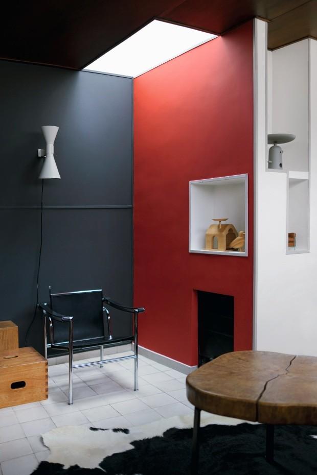 Casa Vogue de fevereiro celebra os 100 anos da Bauhaus (Foto: Mikaela Burstow)