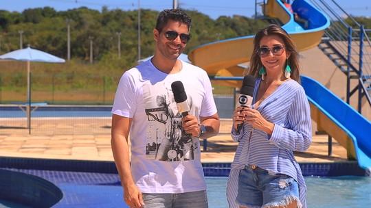 Programão volta sábado (6) com desafio para a ex-BBB Elana Valenária
