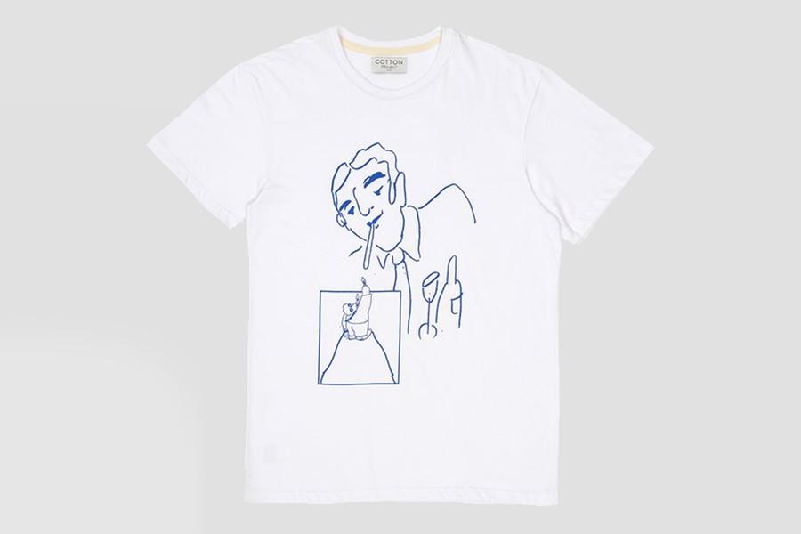 Camiseta Bumps Cotton Project (Foto: Reprodução)