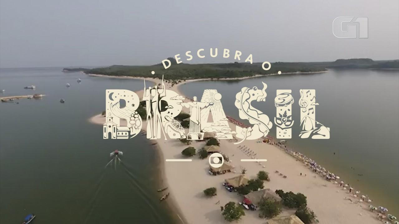 Alter do Chão, no Pará, tem praias e floresta no mesmo lugar