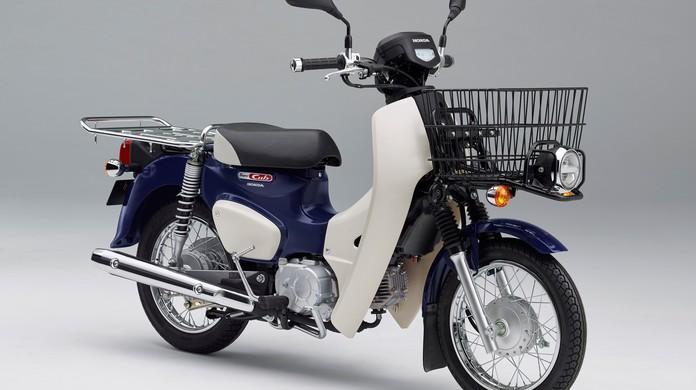 Honda renova a Super Cub 3489ccd3a9e
