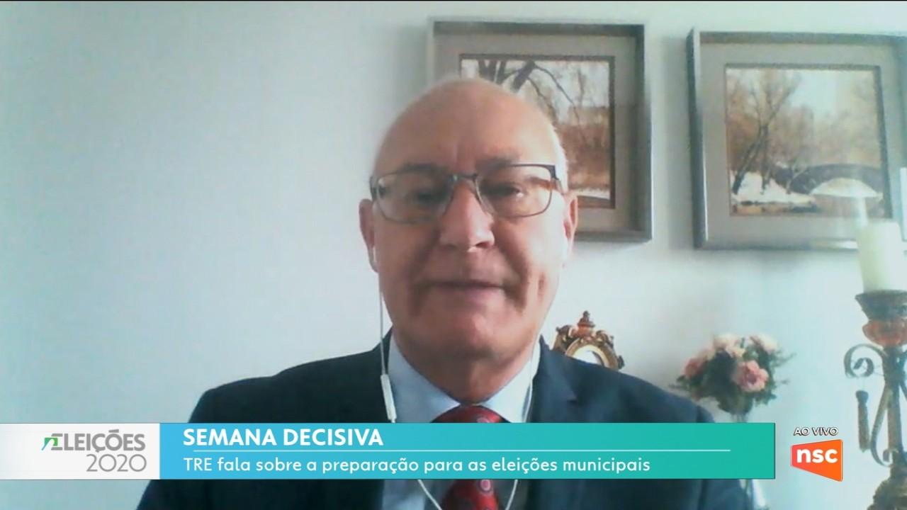 TRE fala sobre a preparação para as eleições municipais