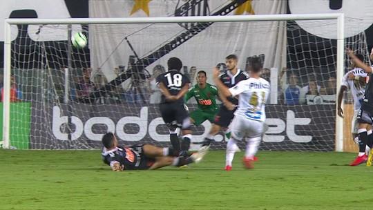 """Victor Ferraz analisa decisão contra o Vasco: """"Vantagem engana"""""""