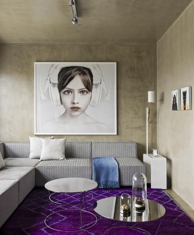 Arquiteto comenta os principais dilemas da decoração: Qual a proporção ideal para o mobiliário? (Foto: Divulgação)