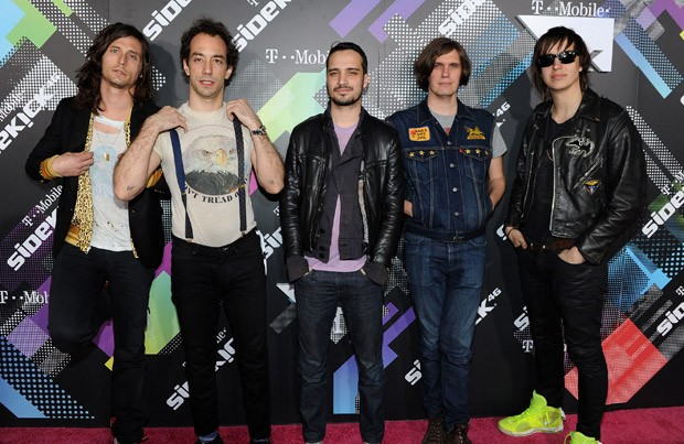 A banda The Strokes (Foto: Getty Images)