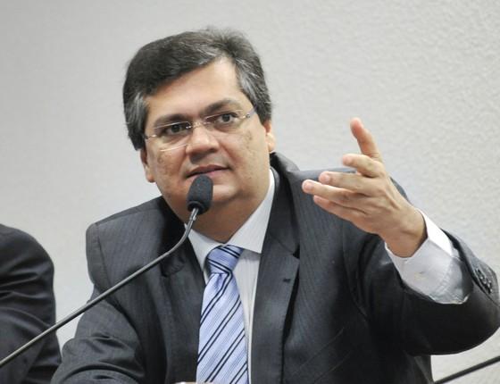 O governador do Maranhão, Flávio Dino (PCdoB) (Foto: Geraldo Magela/Agência Senado)