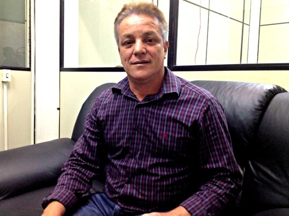 Ex-prefeito do Bujari, Raimundo Gomes, o