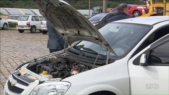 Carros têm pane na BR-116, e gerente admite troca de etanol por diesel em posto da Região de Curitiba