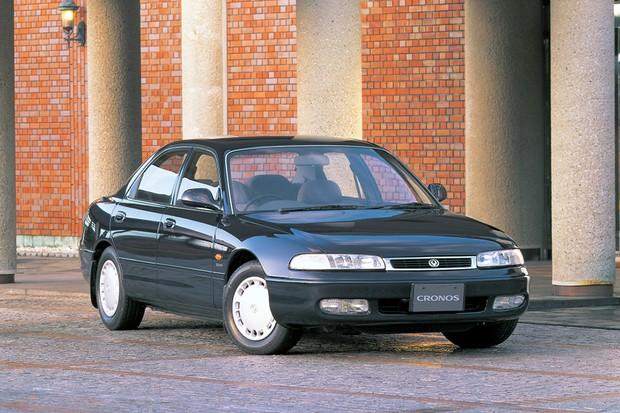 Mazda Cronos (Foto: Divulgação)