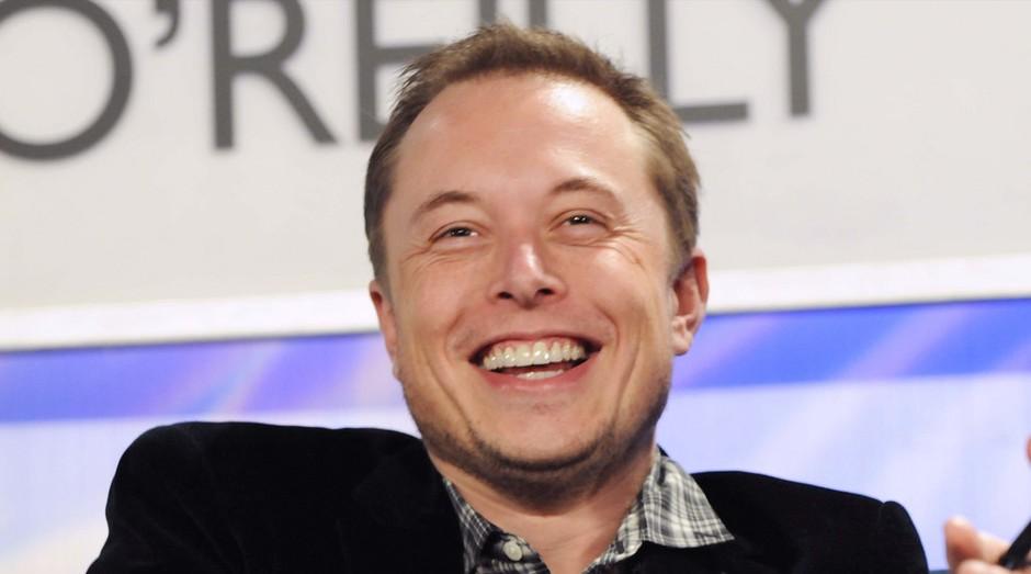 Elon Musk, fundador da Tesla (Foto: Reprodução)