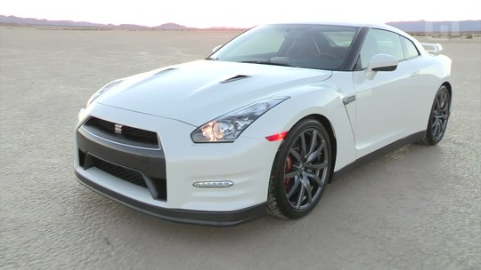 Nissan vai vender o superesportivo GT-R no Brasil