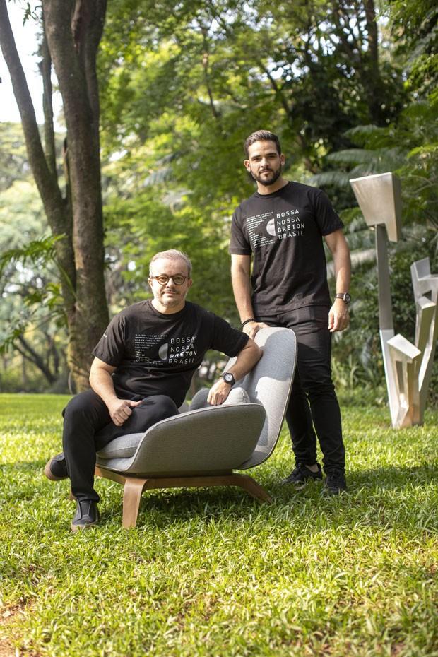 Breton lança coleção em parceria com 12 designers brasileiros (Foto: divulgação)