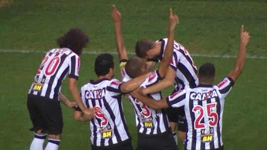 Léo Silva mantém tradição de gols pelo Galo e fica próximo de recorde no Brasileiro