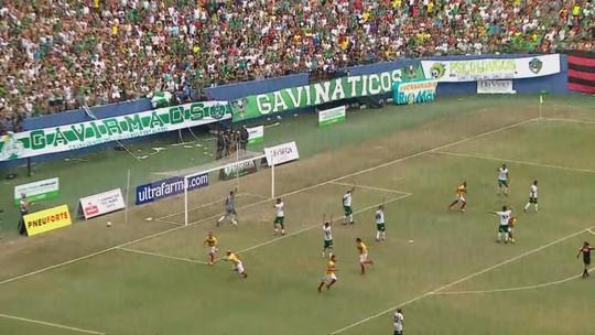 Thiago Alagoano empata o jogo