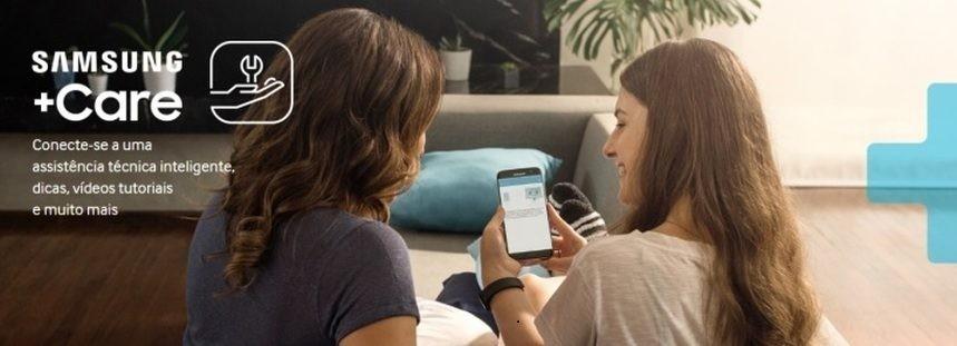 Samsung Care, a assistência técnica inteligente da Samsung (Foto: Divulgação/Samsung)