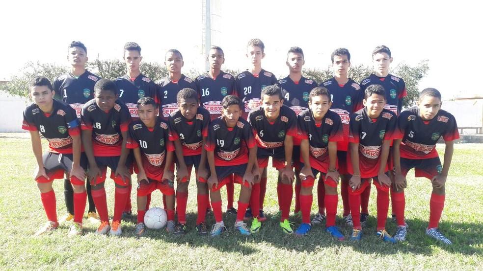 Naza venceu nas categorias sub-14 e sub-16 (Foto: Divulgação)