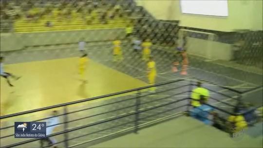 Confira gols e resultados da rodada da Taça EPTV de Futsal desta quinta-feira (23)