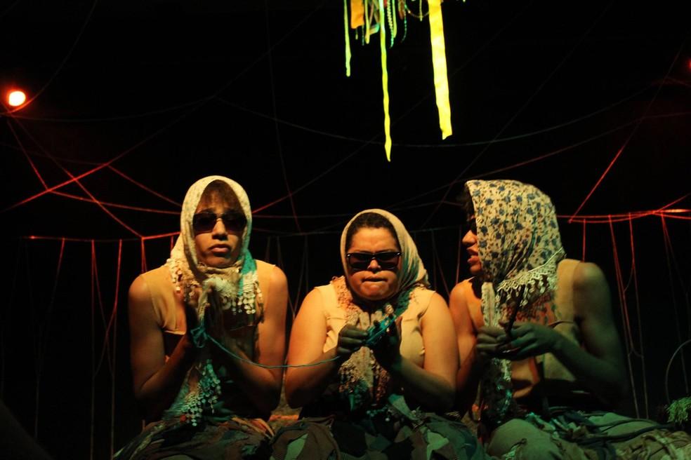 Cia Espelunca faz estréia de peça no sábado (Foto: Divulgação/ Cia Espelunca de Teatro)