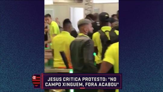 """Petkovic critica cobrança de torcedores do Flamengo em aeroporto: """"É intimidação"""""""