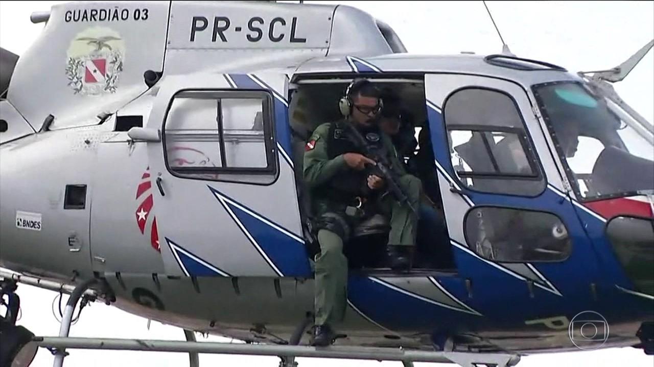 Policiais buscam criminosos que causaram terror em Cametá (PA)