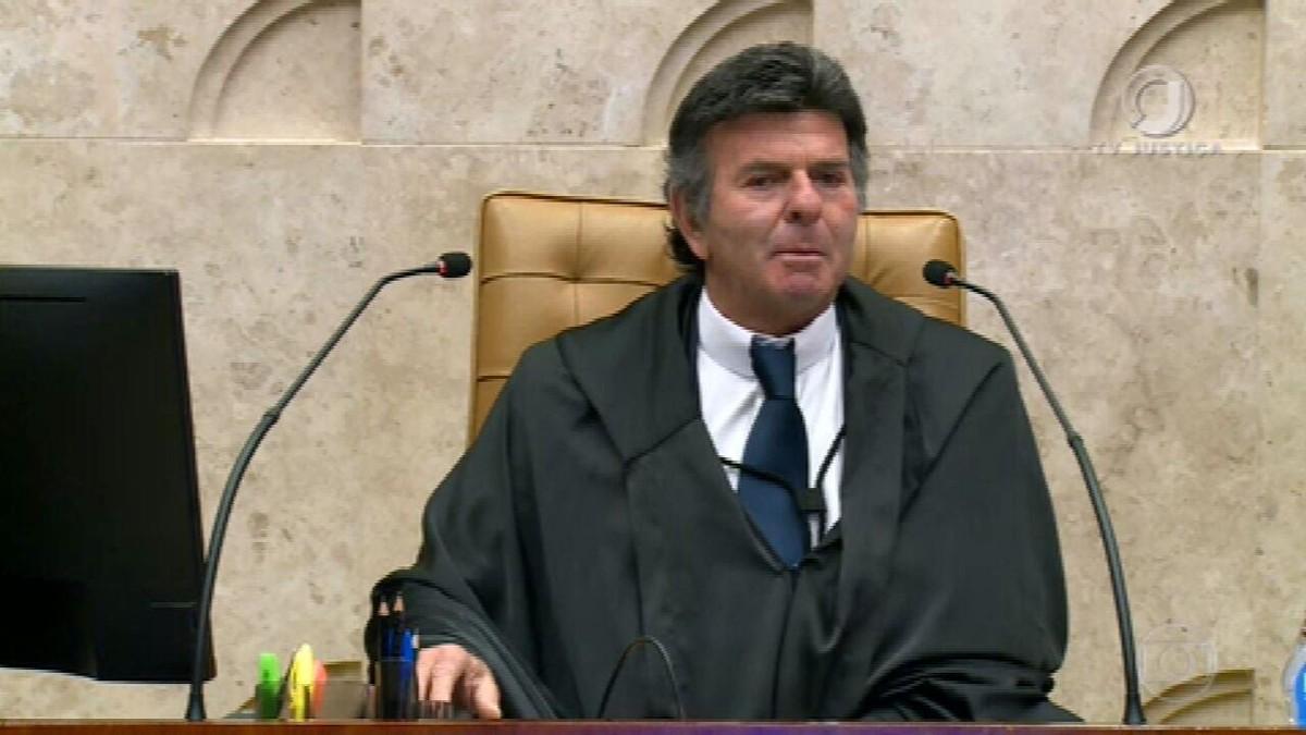 Fux diz que STF tem contribuído para estabilidade institucional do Brasil