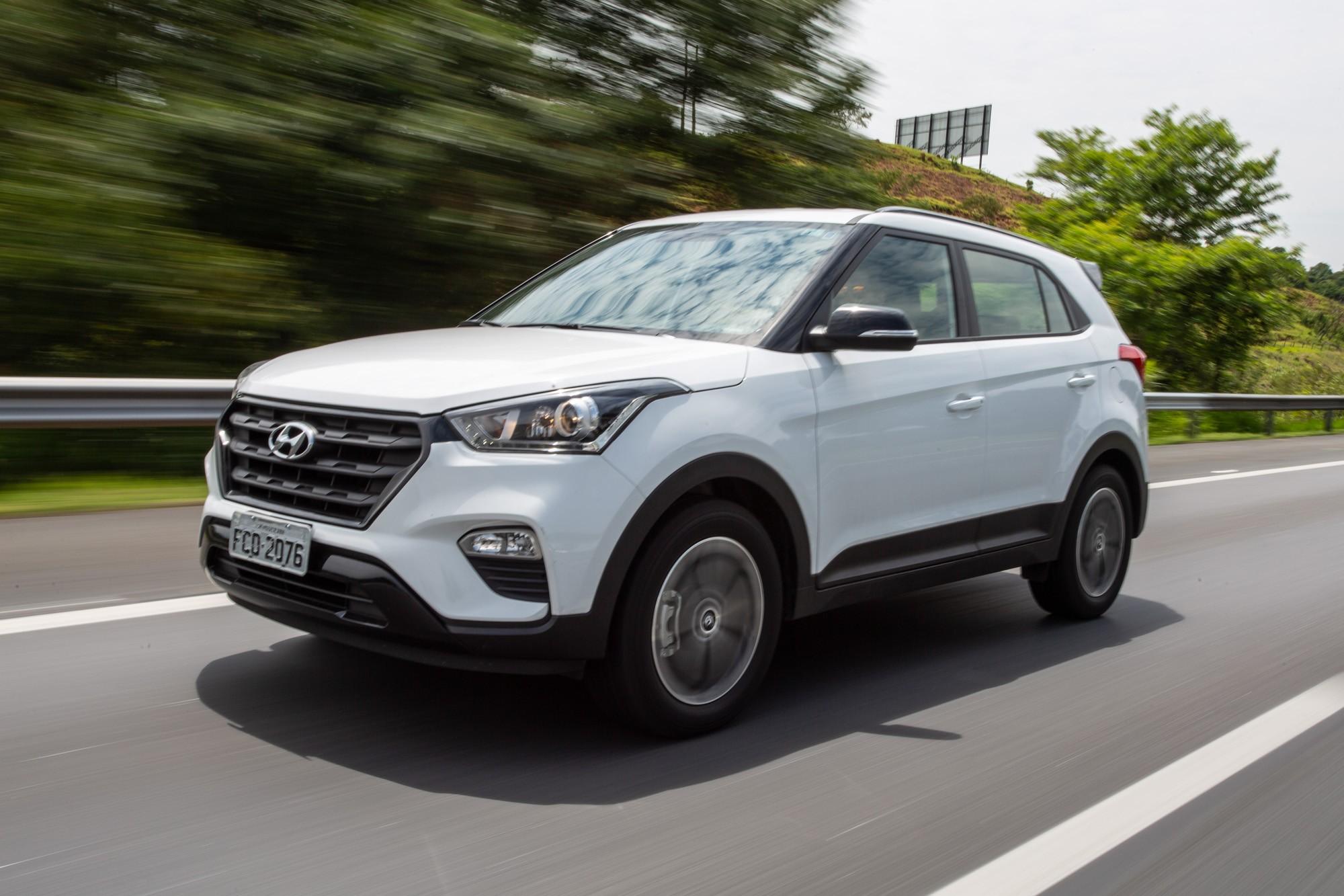 Hyundai vê cliente receoso com turbo e descarta motor para o Creta - Notícias - Plantão Diário