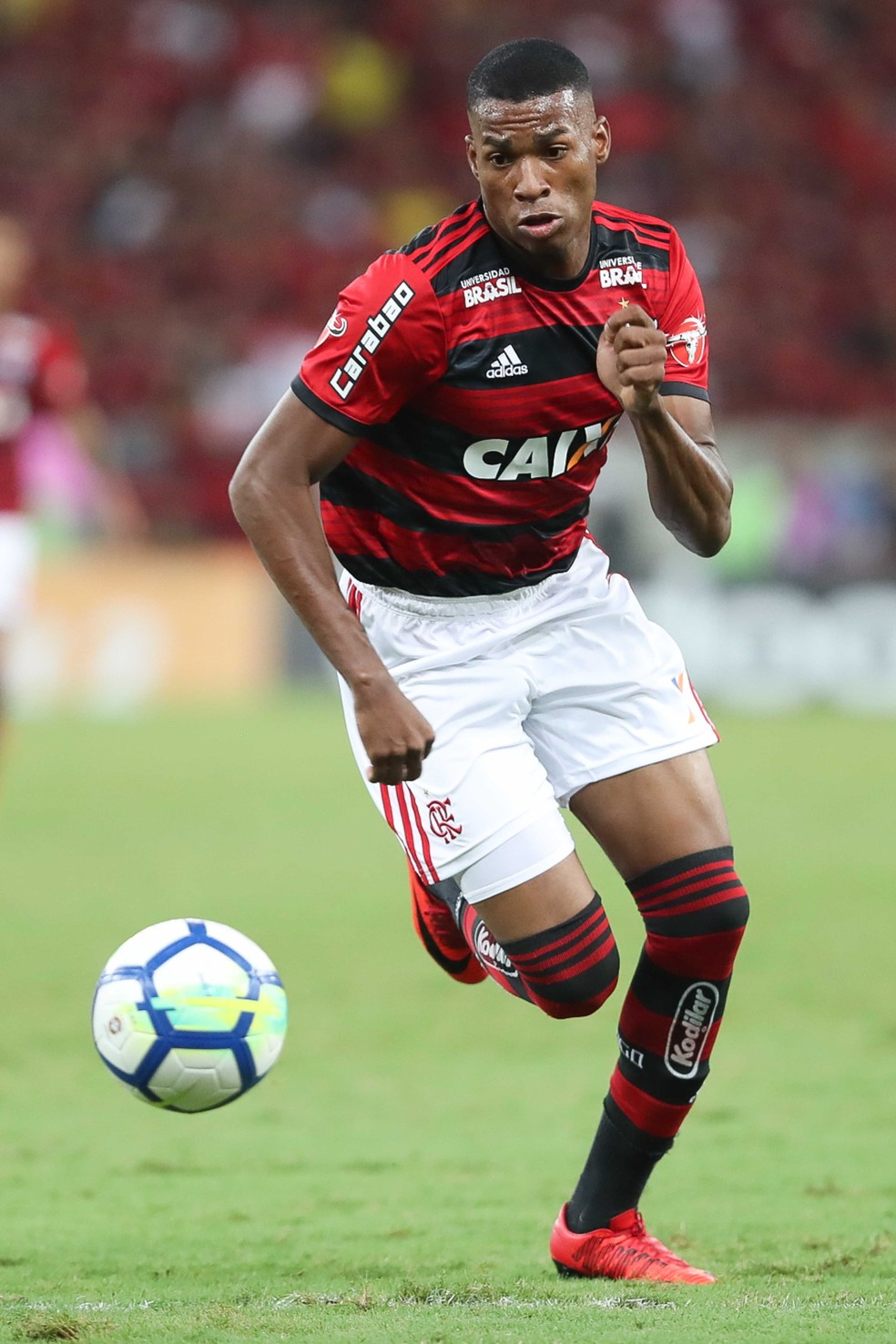 Jean Lucas Flamengo — Foto: Gilvan de Souza / Flamengo