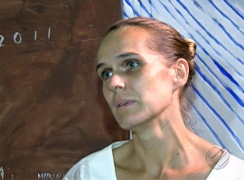 Lisbeth Markussen (Foto: Reprodução/Tv Liberal)