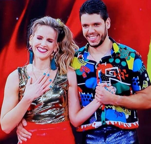 """Mariana Ferrão na """"Dança dos Famosos"""" (Foto: Reprodução/Instagram)"""