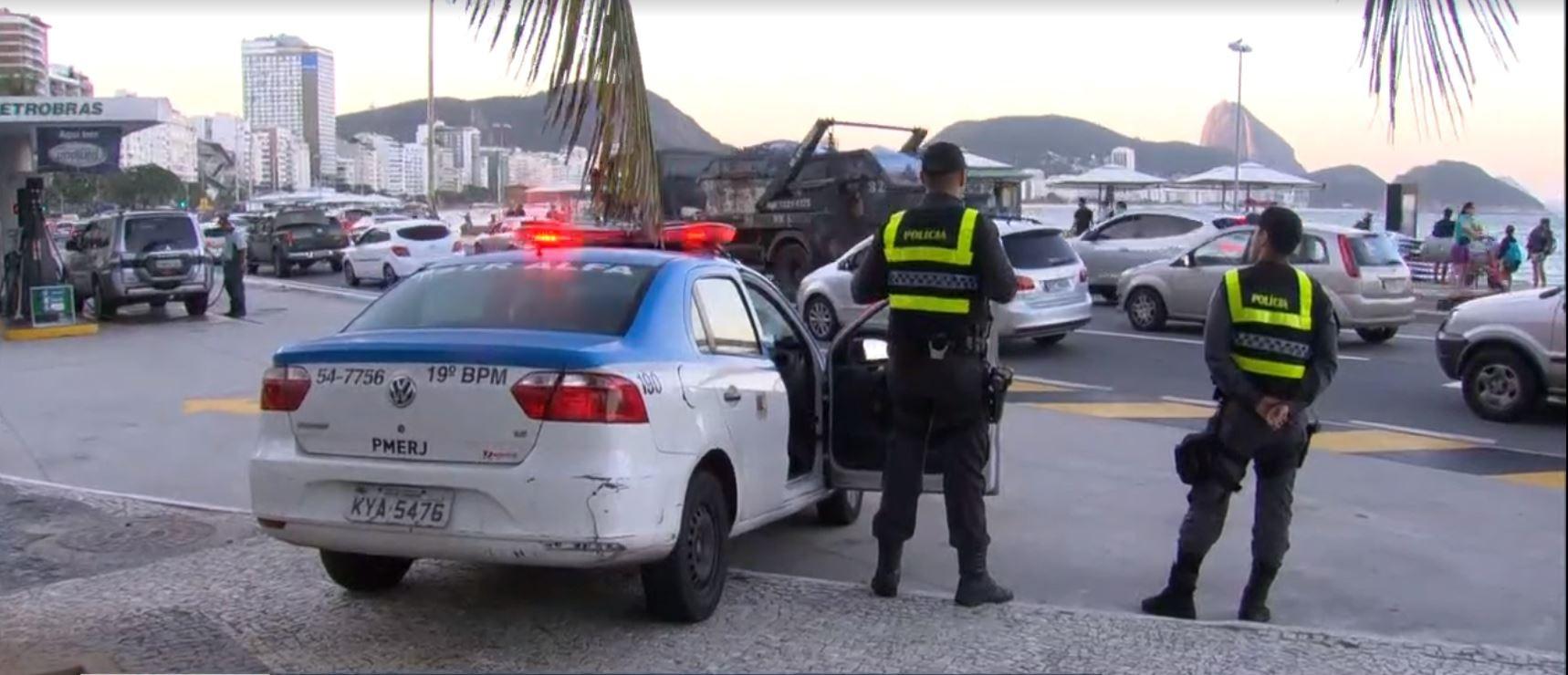 Governo do RJ faz licitação para compra de câmeras que serão utilizadas nos uniformes de policiais