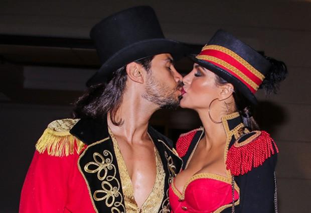Carla Prata e Mariano (Foto: Thiago Duran/AgNews)